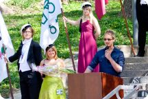 Mösspåtagning vår 2011