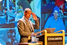 CHARM 2012 Dag 1