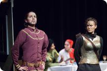 Chalmersspexet Vera: Jeanne d'Arc