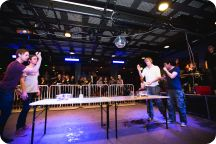 PU: Beerpong-turnering & Gasque