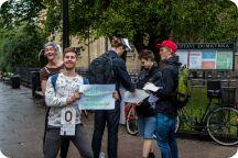 Mottagningskampen: Insamlingen