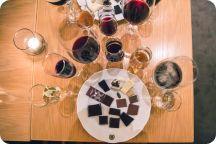 PU: Chokladprovning