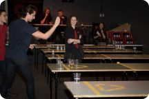 PU: Beerpong-turnering