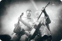 Liveakter kårhusfestivalen 2016