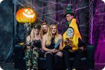 Halloweenkalaset - Studio