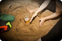 Beachgasque Lördag
