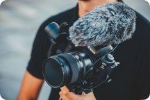 Behind the scenes - Mottagningsfilmen