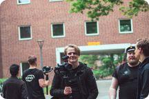 Mottagningsfilmen - Behind the Scenes